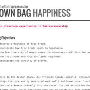 Brown Bag Happiness product image
